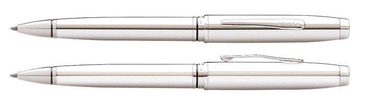 Długopis Cross Coventry korpus i elementy chromowane