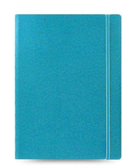 Notebook fILOFAX CLASSIC A4 blok w linie, jasnoniebieski
