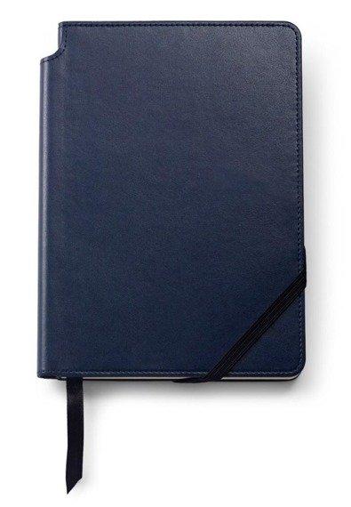 Notes Cross Journals niebieski średni, A5, blok w linie