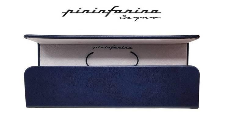 PININFARINA PF ONE pióro wieczne w kolorze srebrnym