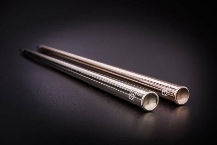 PININFARINA Segno Ethergraf® Forever Prima Bronze, brązowy