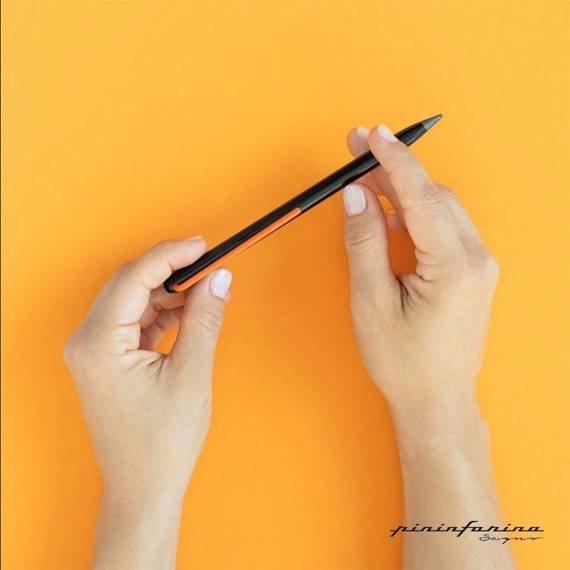 PININFARINA Segno GRAFEEX ołówek pomarańczowy