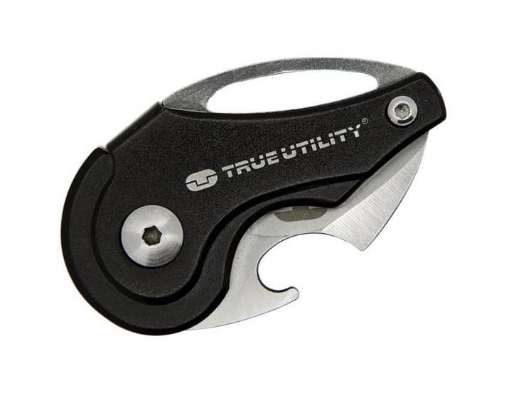 TU577 True Utility Składany nóż BeerHunter