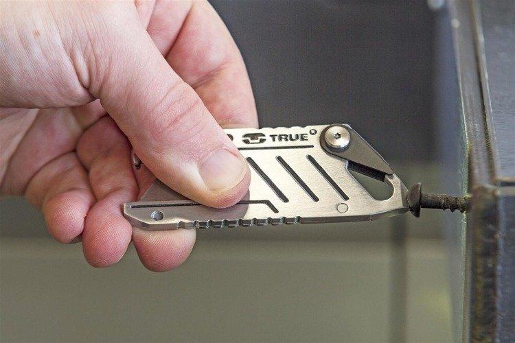 TU583 True Utility Wielofunkcyjny nóż BoxCutter