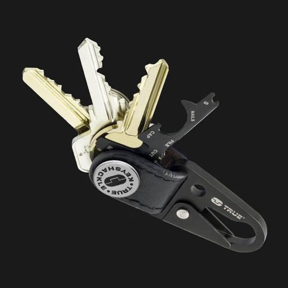 TU921 True Utility Zestaw KeyShackle+, 7w1